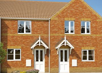 "Thumbnail 3 bed end terrace house for sale in ""The Bingley"" at Doncaster Road, Goldthorpe, Rotherham"