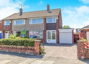 Thumbnail 3 bed semi-detached house to rent in Roseberry Road, Redcar