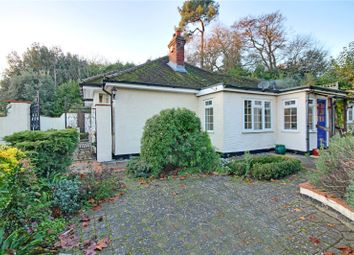 Thumbnail 4 bed bungalow for sale in St. Anns Hill Road, Chertsey, Surrey