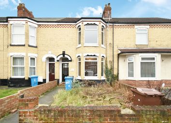 3 bed terraced house for sale in Westcott Street, Hull, Hull, Yorkshire HU8