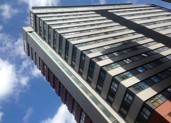 Thumbnail 1 bed flat for sale in Brindley House, Newhall Street, Birmingham City Centre