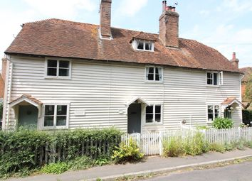 Thumbnail 2 bedroom terraced house for sale in Winser Road, Rolvenden Layne, Cranbrook