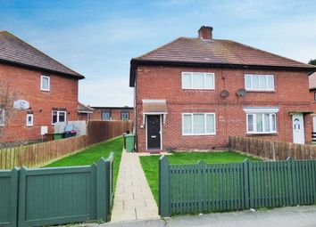 Thumbnail 2 bed semi-detached house for sale in Winterbottom Avenue, Hartlepool