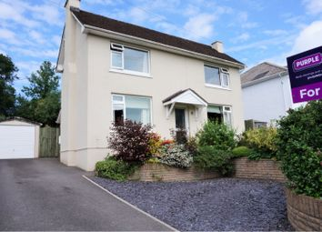 Thumbnail 3 bedroom detached house for sale in Cerrigcochion Lane, Brecon