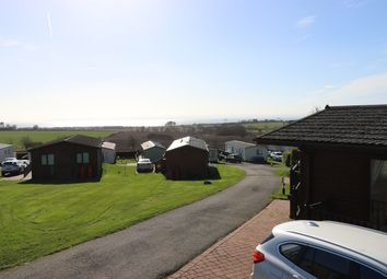Thumbnail 2 bed lodge for sale in Letham Feus, Leven