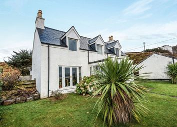 Thumbnail 3 bed detached house for sale in Red Point, Gairloch