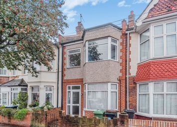 Thumbnail 3 bed terraced house for sale in Clayton Avenue, Wembley