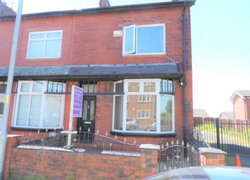 Thumbnail 3 bed end terrace house for sale in 989 Middleton Road, Chadderton