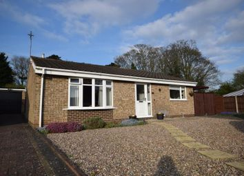 Thumbnail 2 bed bungalow for sale in Garfield Close, Littleover, Derby