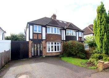 3 bed semi-detached house for sale in Orchard Close, Watford WD17