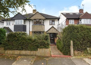 Thumbnail 3 bedroom semi-detached house for sale in Pine Gardens, Ruislip, Middlesex