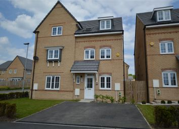 Thumbnail 3 bed semi-detached house for sale in Fergusson Walk, Morley, Leeds