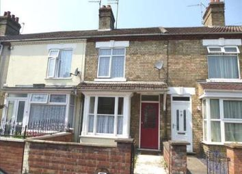 Thumbnail 2 bed terraced house to rent in Orchard Street, Woodston, Peterborough