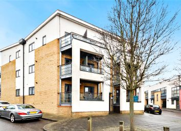 Thumbnail 1 bed flat for sale in Courtyard Mews, Greenhithe, Kent