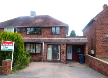 Thumbnail 3 bed property to rent in Griffiths Drive, Wednesfield, Wolverhampton