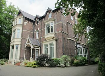 Thumbnail 2 bed flat for sale in Alexandra Drive, Liverpool, Merseyside