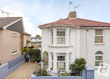 Albion Road, Gravesend DA12. 3 bed semi-detached house for sale