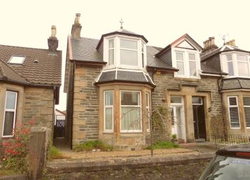 Thumbnail 3 bedroom property for sale in 66 Victoria Road, Dunoon, 7Ha