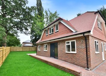 Thumbnail 3 bed detached house for sale in Lingfield, Surrey