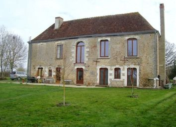 Thumbnail 4 bed country house for sale in Maillet, Indre