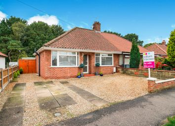 Thumbnail 3 bed semi-detached bungalow for sale in Hercules Road, Hellesdon, Norwich