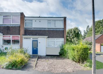 Thumbnail 3 bed end terrace house to rent in Reyde Close, Webheath, Redditch, Worcestershire
