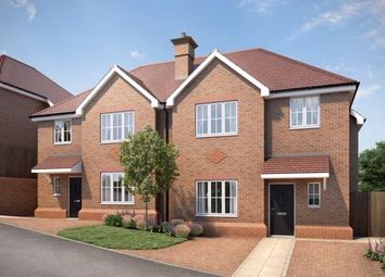 Thumbnail 4 bed semi-detached house for sale in Kingswood Place, Boxford Close, South Croydon