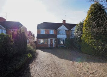 Thumbnail 4 bed semi-detached house for sale in Wokingham Road, Earley, Reading, Berkshire