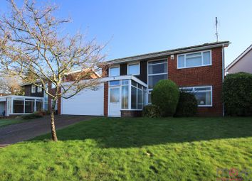 Thumbnail 4 bed detached house for sale in Merestones Drive, Leckhampton, Cheltenham
