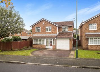 Thumbnail 4 bedroom detached house for sale in Lancaster Way, Strelley, Nottingham