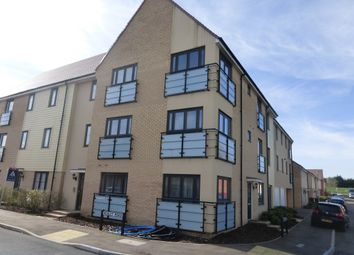 Thumbnail 2 bed flat for sale in Healey Road, Dunstable