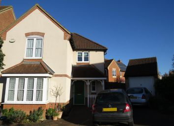Thumbnail 3 bed detached house for sale in Crow Hill Lane, Great Cambourne, Cambridge