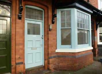 Thumbnail 1 bed flat to rent in Nottingham Road, Eastwood, Nottingham