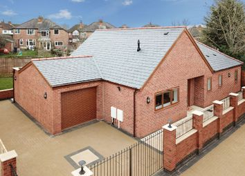 Thumbnail 3 bed bungalow for sale in Meadvale Road, Knighton, Leicester