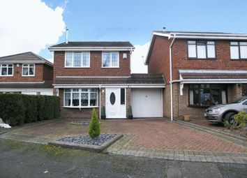 Thumbnail 3 bed link-detached house for sale in Brierley Hill, Pensnett, Faulknor Drive