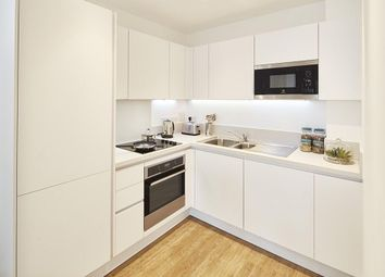 "Thumbnail 2 bed flat for sale in ""Wagtail Court"" at Balmoral Close, Westleigh Avenue, London"