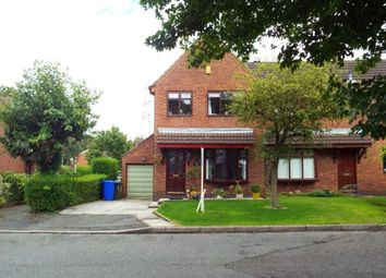 Thumbnail 3 bed property for sale in Ashbury Close, Windmill Hill, Runcorn, Cheshire