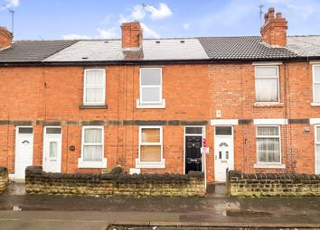 Thumbnail 2 bed terraced house for sale in Cinderhill Road, Bulwell, Nottingham