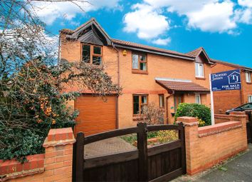 Thumbnail 3 bed semi-detached house for sale in Clover Fields, Calverton, Nottingham