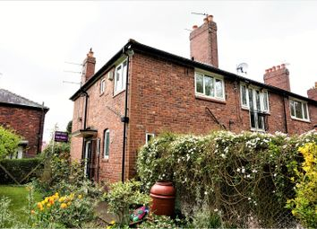 Thumbnail 2 bed flat for sale in Fitton Avenue, Manchester