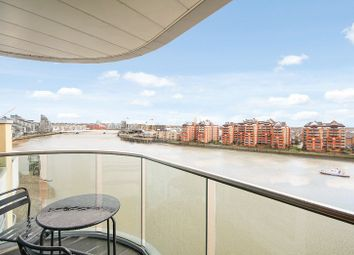 Thumbnail 1 bed flat to rent in Vicentia Court, Bridges Wharf