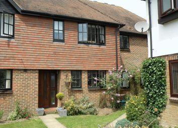Thumbnail 2 bed terraced house to rent in Morley Drive, Horsmonden, Tonbridge