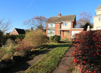 Thumbnail 3 bed detached house for sale in Oldfield Way, Heswall, Wirral