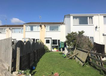 Thumbnail 2 bed terraced house to rent in Polwhele Road, Newquay