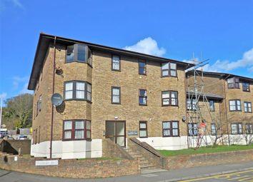 Thumbnail 1 bedroom flat for sale in Folkestone Road, Dover, Kent