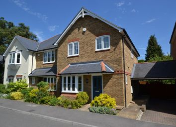 Thumbnail 3 bed semi-detached house for sale in Hillside Gardens, Amersham
