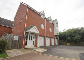 Thumbnail 2 bed flat for sale in Lyons Court, Gateshead