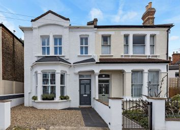 Thumbnail 4 bed semi-detached house for sale in Barrow Road, London