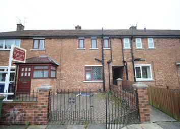 Thumbnail 3 bedroom terraced house for sale in Woodhouse Road, Guisborough