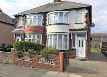 Thumbnail 3 bed terraced house to rent in Avondale Gardens, Hartlepool